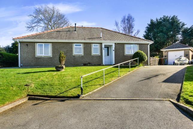 3 bed bungalow for sale in Cysgod Y Bryn, Llanbedrog, Gwynedd