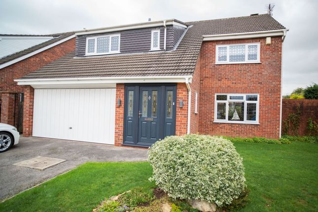 Thumbnail Detached house for sale in Portree Drive, Holmes Chapel, Crewe