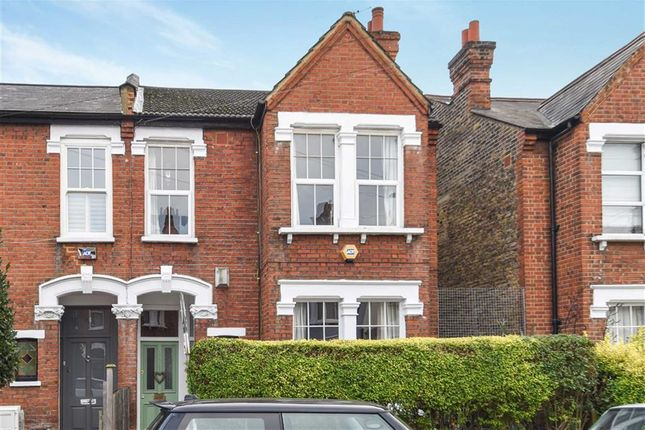 Thumbnail Flat for sale in Cambray Road, London