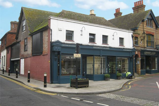 Thumbnail Retail premises for sale in High Street, Edenbridge