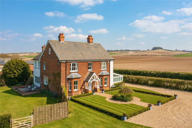 Thumbnail Detached house for sale in New Road, Great Chishill, Royston, Hertfordshire