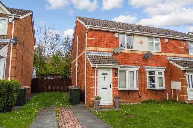 2 bed semi-detached house for sale in Woodlands Grange, Forest Hall, Newcastle Upon Tyne NE12
