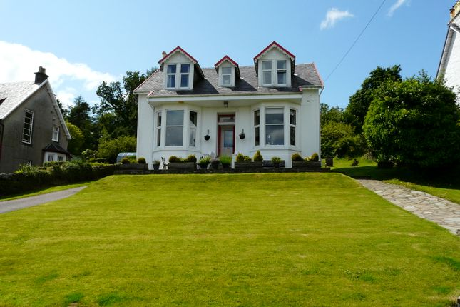 Thumbnail Detached house for sale in 17 Victoria Road, Dunoon