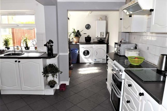 2 bed terraced house for sale in St. Johns Road, Spalding