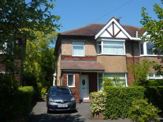 Thumbnail Semi-detached house to rent in Greystock Avenue, Preston