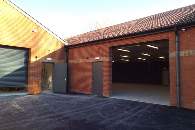 Business Park To Let In Louth Road Holton Le Clay, Grimsby