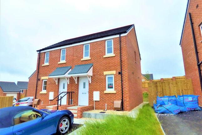2 bed property to rent in Heol Cae Pownd, Cefneithin, Llanelli SA14