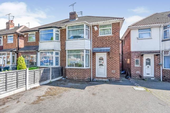 Thumbnail Semi-detached house for sale in Court Lane, Erdington, Birmingham, West Midlands