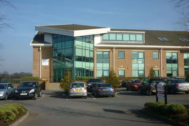 Thumbnail Office for sale in Hawthorn House, Woodlands Park, Ashton Road, Newton Le Willows, Merseyside