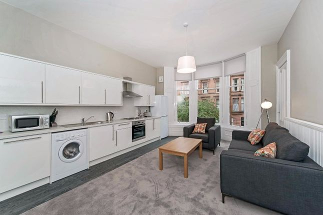 Thumbnail Flat to rent in Dunearn Street, Woodlands, Glasgow