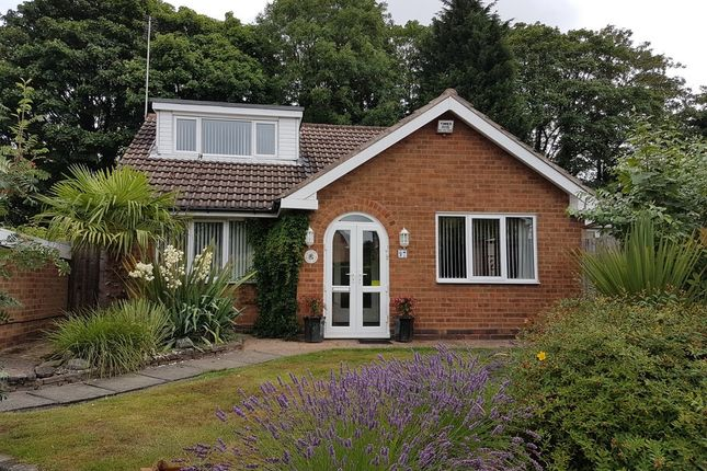 Thumbnail Detached bungalow for sale in Berkswell Close, Solihull