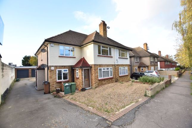 Thumbnail Flat to rent in Epsom Road, Sutton