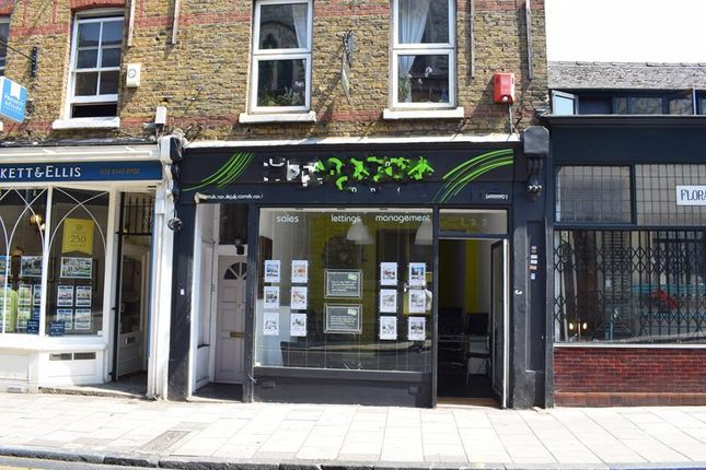Thumbnail Retail premises for sale in 132 Crouch Hill, Crouch End, London