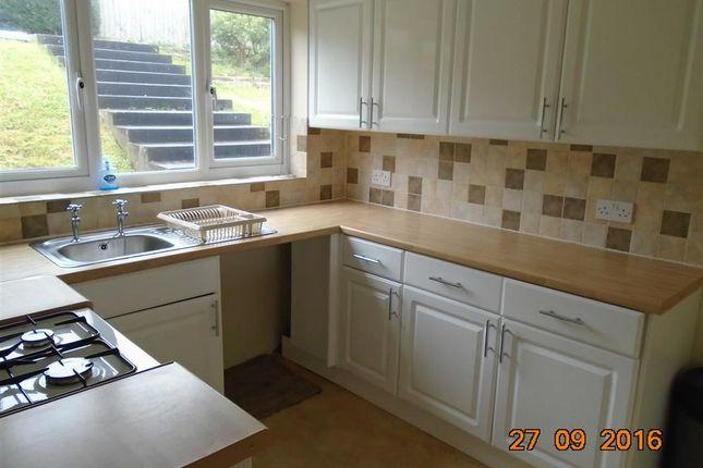 Thumbnail Terraced house to rent in Quicks Walk, Torrington, Devon