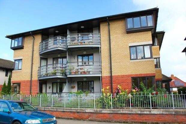 Thumbnail Flat to rent in Saffron Court, Station Street, Saffron Walden, Essex