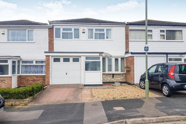 Thumbnail Terraced house for sale in Gale Moor Avenue, Gomer, Gosport