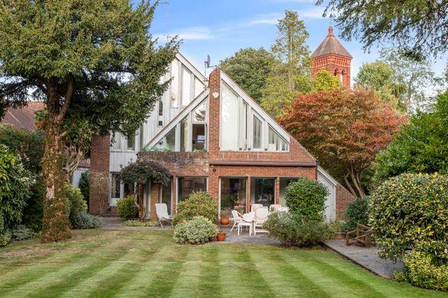 Thumbnail Detached house for sale in Bute Avenue, Richmond