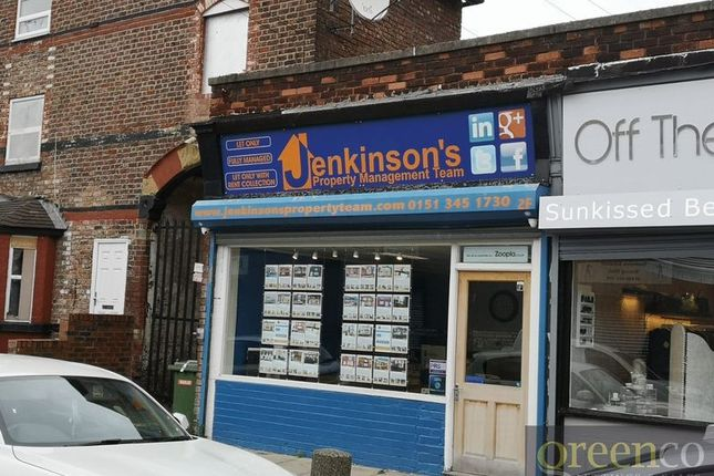 Thumbnail Commercial property to let in Marlborough Road, Tuebrook, Liverpool