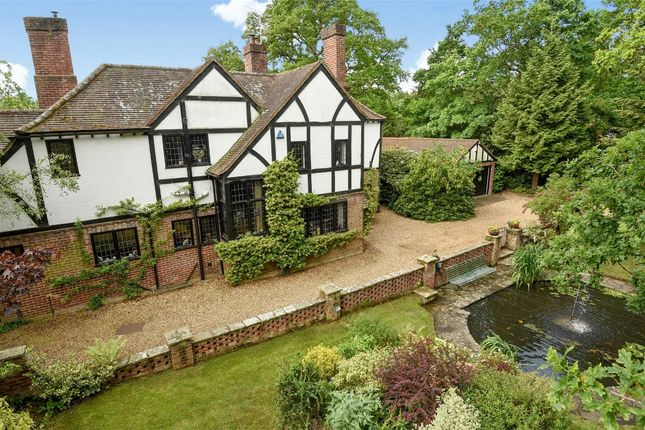 Thumbnail Detached house for sale in Easthampstead Road, Wokingham, Berkshire