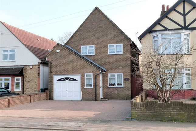 Thumbnail Detached house for sale in Northwood Road, Harefield, Middlesex