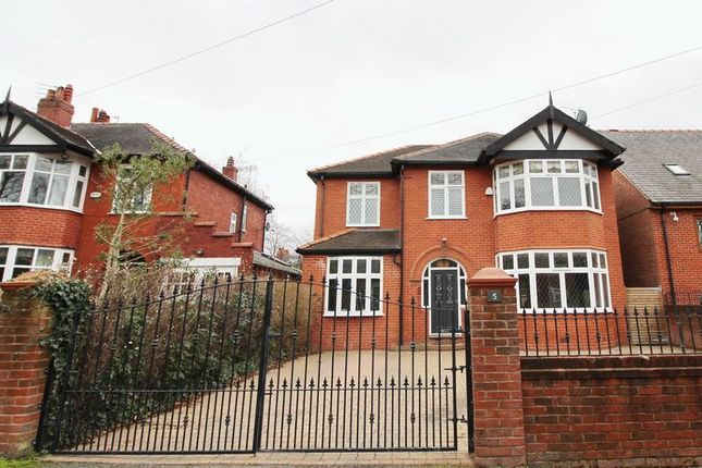 Detached house in  Brereton Drive  Worsley  Manchester  Manchester