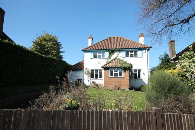 Thumbnail Detached house to rent in West Street, Ewell, Epsom