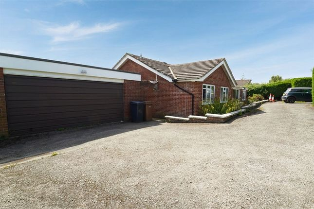 Thumbnail Detached bungalow for sale in Nant Lane, Morda, Oswestry, Shropshire
