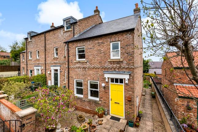 Thumbnail End terrace house for sale in Coltsgate Hill, Ripon, North Yorkshire