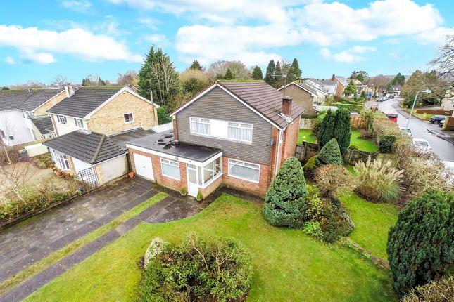 Thumbnail Detached house for sale in Rowan Way, Lisvane, Cardiff