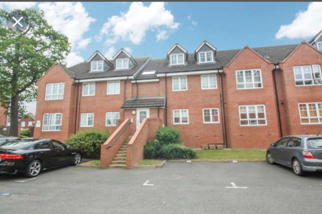 Thumbnail Flat to rent in Harlequin Court, The Avenue, Coventry