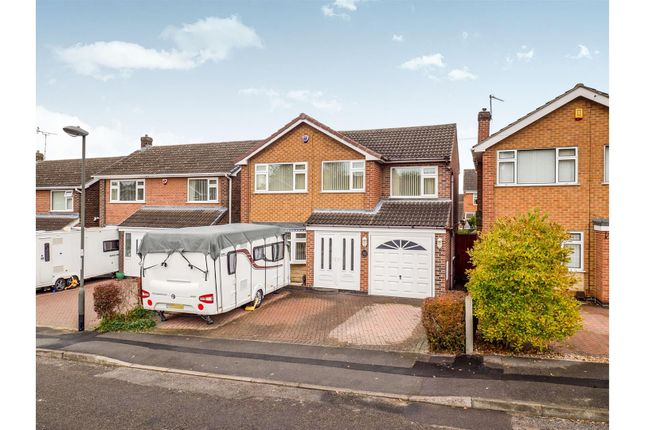 Thumbnail Detached house for sale in Edward Street, Langley Mill, Nottingham