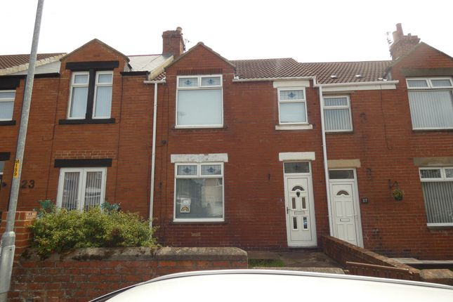 Thumbnail Terraced house to rent in North View, Newbiggin-By-The-Sea