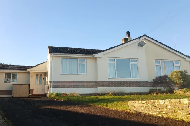Thumbnail Semi-detached bungalow for sale in Heron Drive, Wimbourne