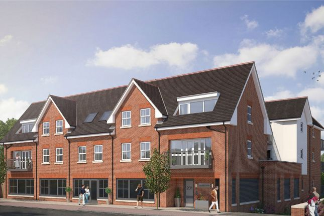 Thumbnail Flat for sale in 201 Watling Street, Radlett, Hertfordshire