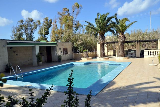 5 bed detached bungalow for sale in A Beautiful Farmhouse, Marsascala, Malta