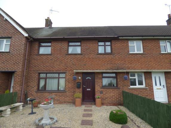 Thumbnail Terraced house for sale in Trevalyn Hall View, Rossett, Wrexham, Wrecsam