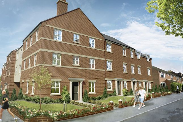 Thumbnail Flat for sale in Allesley Old Road, Chapelfields, Coventry