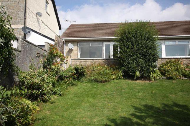 Thumbnail Bungalow for sale in Amber Tor, Manaton, Newton Abbot, Devon