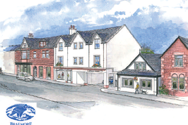 Thumbnail Retail premises for sale in Development Site, Comrie Street, Crieff
