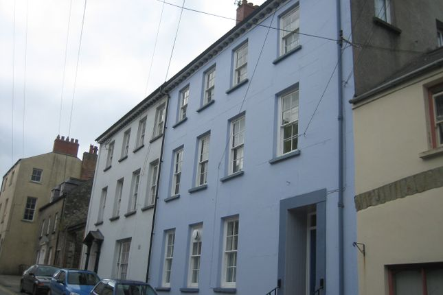 Thumbnail Flat to rent in 10 Goat Street, Flat 2, Haverfordwest.