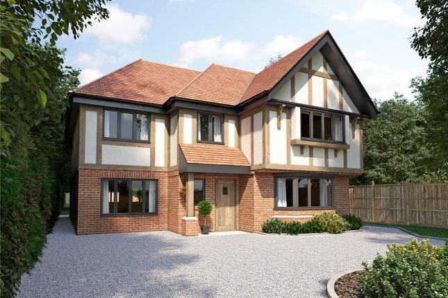 Cgi Image of Weald Road, Sevenoaks, Kent TN13