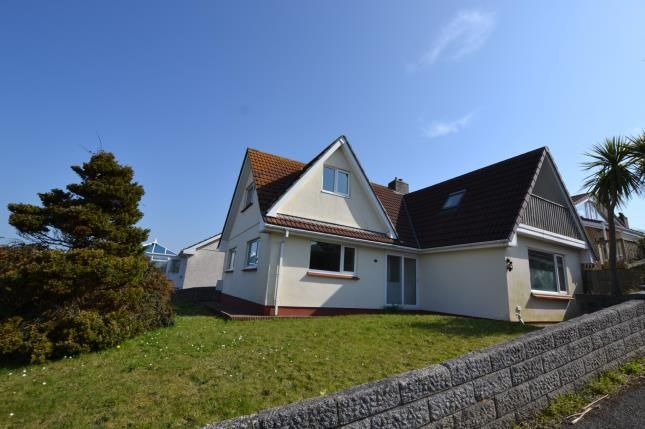 Thumbnail Bungalow for sale in Hayle, Cornwall