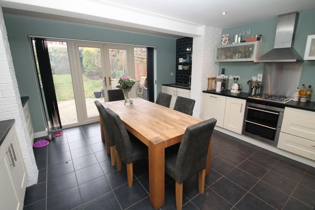 Thumbnail End terrace house to rent in Raynville Way, Leeds