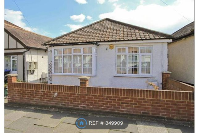 Thumbnail Bungalow to rent in Rugby Avenue, Sudbury Town