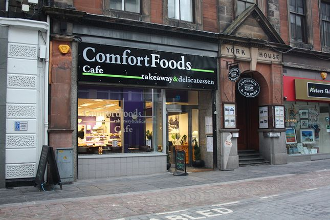 Thumbnail Restaurant/cafe for sale in Comfort Foods Cafe & Takeaway, Church Street, Inverness