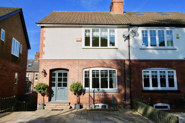 Thumbnail Semi-detached house to rent in Stanley Terrace, Knutsford Road, Alderley Edge