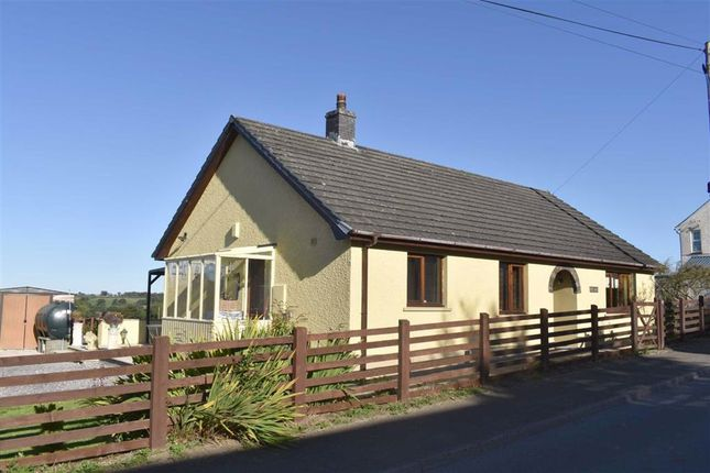Detached bungalow for sale in New Inn, Pencader