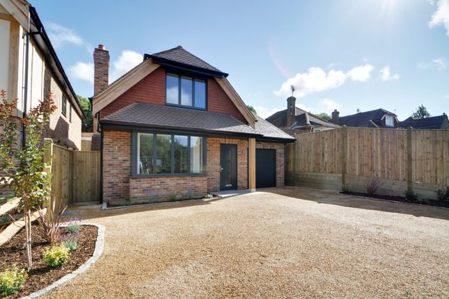 Thumbnail Detached house for sale in New Build 2 Bed House, Old London Road