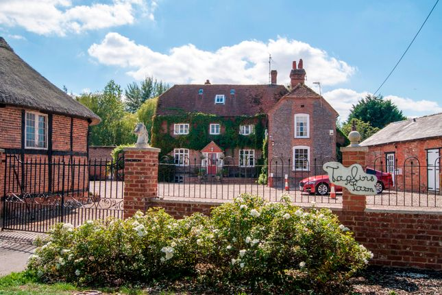 Thumbnail Detached house for sale in Church Lane, Hartley Wintney, Hook