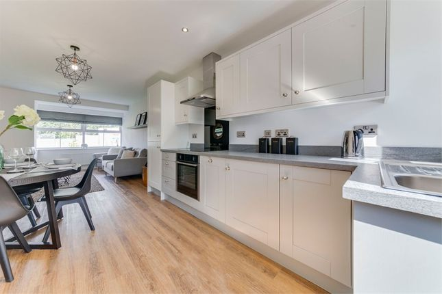 2 bed semi-detached bungalow for sale in The Brecon, Sheepbridge Park, Sheepbridge Lane, Mansfield, Nottinghamshire NG18